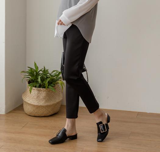 104520 - 임부복*구김없는 쿠션슬랙스팬츠