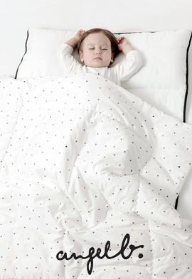 Angel Angel Dot Little Nap Mat + Nap Set