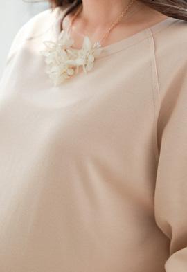 Flower Jewelry Necklace