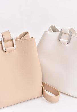 Cross Bucket Bag